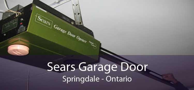 Sears Garage Door Springdale - Ontario