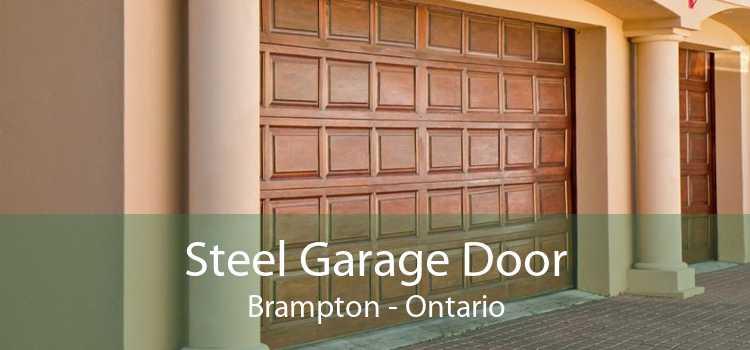 Steel Garage Door Brampton - Ontario