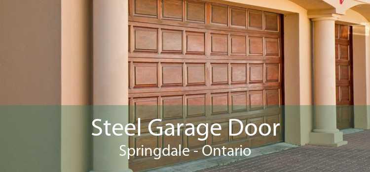 Steel Garage Door Springdale - Ontario